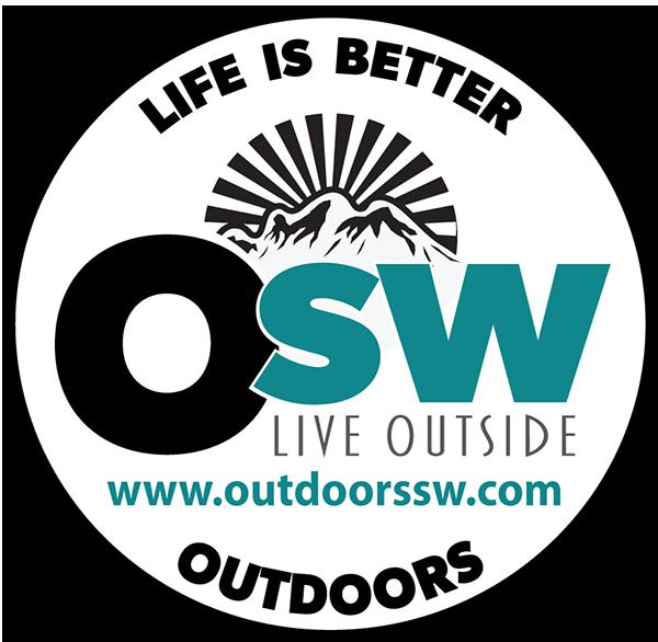 Outdoors SW Magazine Logo
