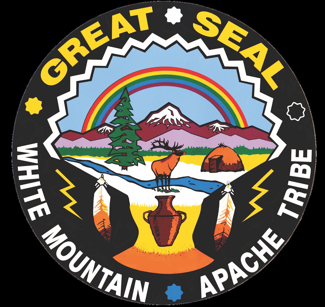 White Mountain Apache Tribe Logo