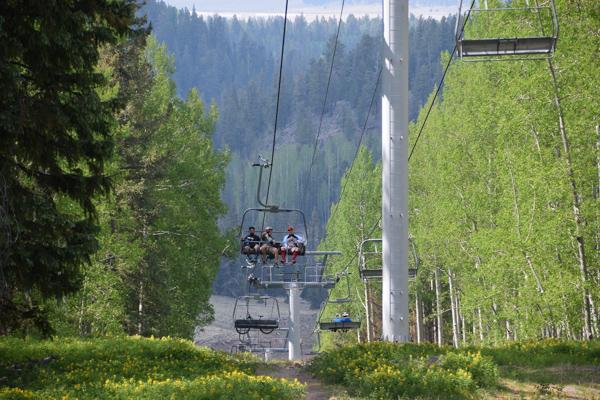 Scenic Lift Ride